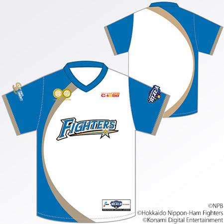 eBASEBALLプロスピAリーグ 2021シーズン ユニフォーム 北海道日本ハムファイターズ